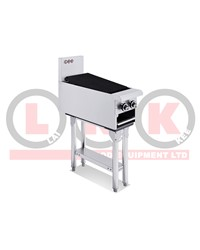 LKK 2 BURNER 300mm GAS CHARGRILL WITH LEGS