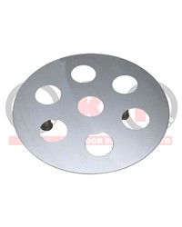 7 HOLE PERFORATED PLATE